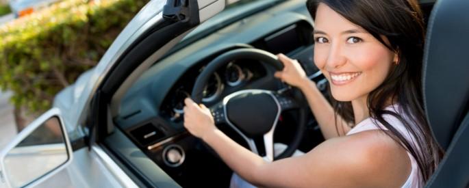 conducir embarazada