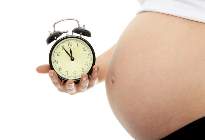 sintomas del parto