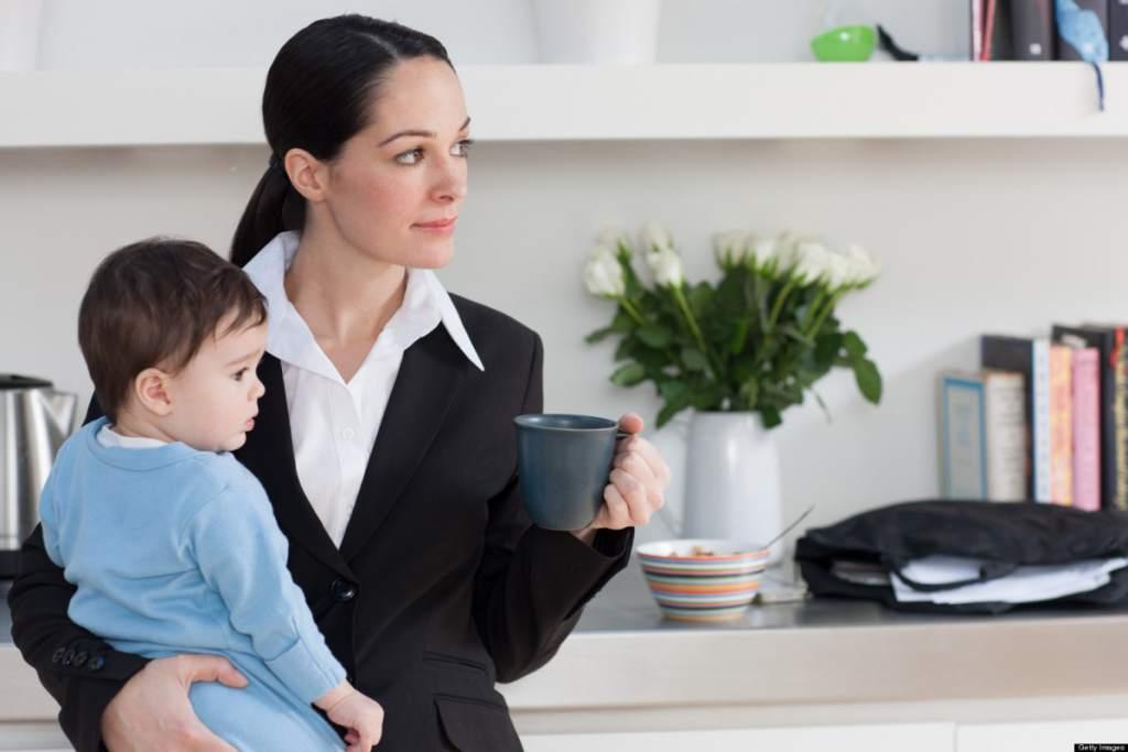 madres trabajadoras