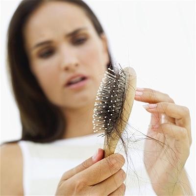 caida del pelo durante embarazo