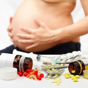 hierro durante el embarazo